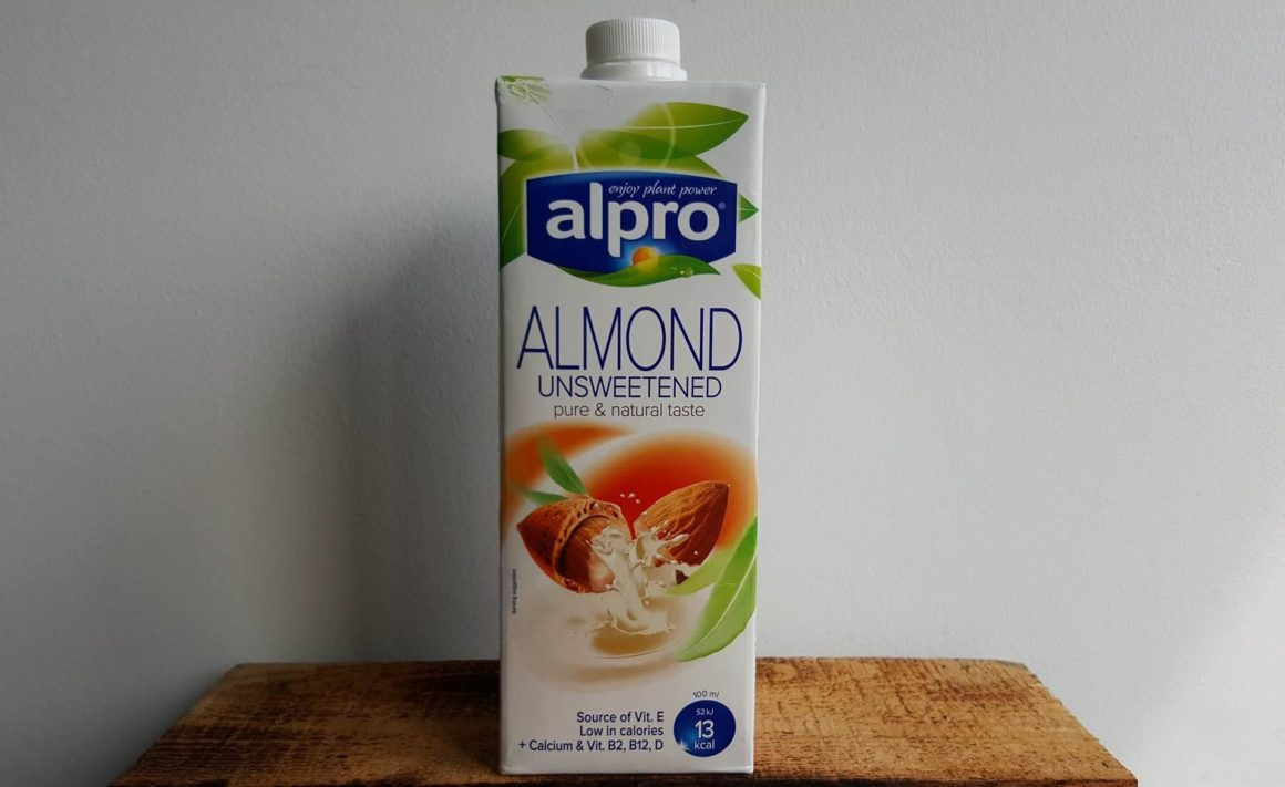 Napój migdałowy Alpro Almond Unsweetened