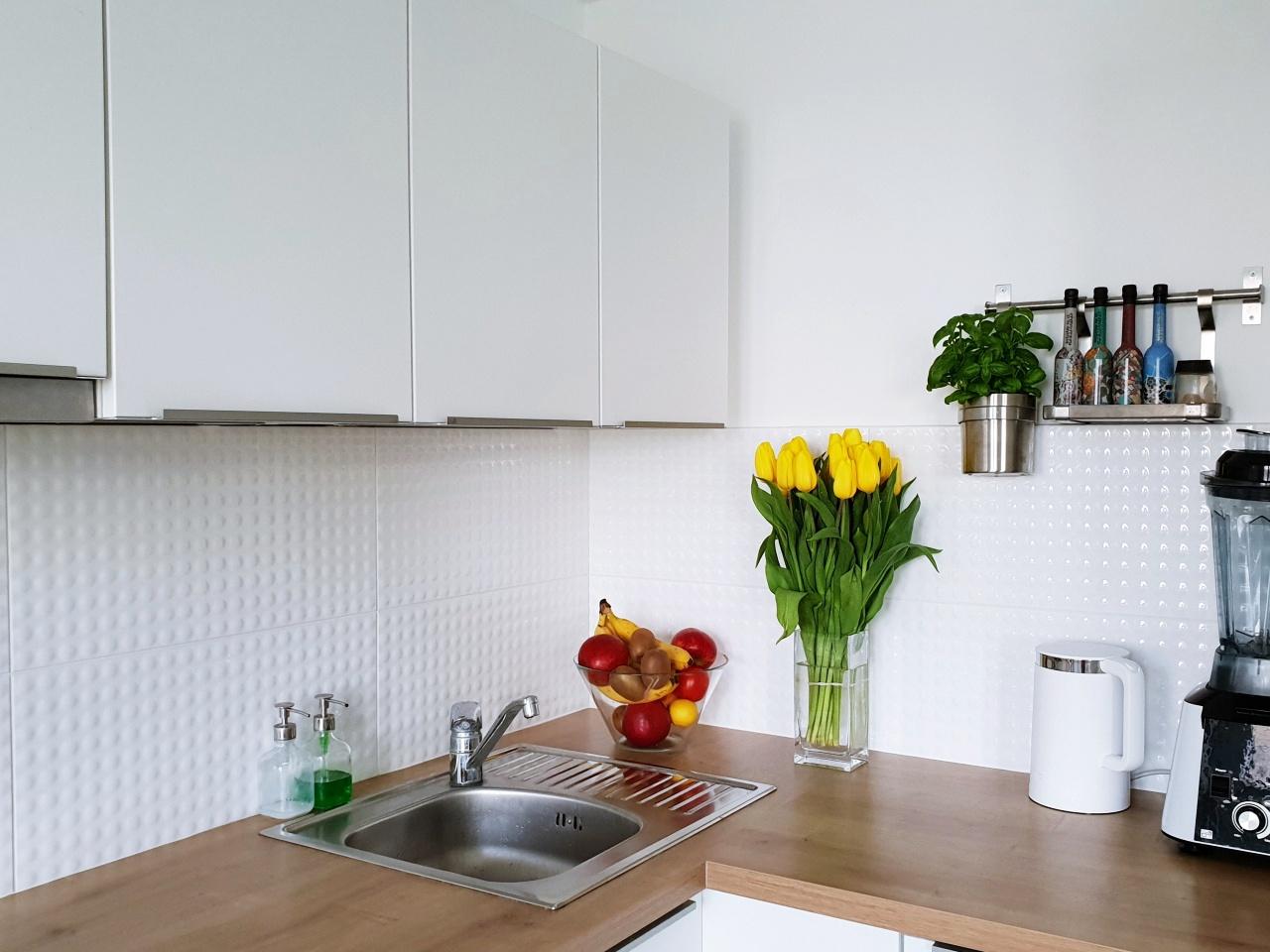 Jak Zorganizować Przestrzeń W Małej Kuchni Moje Rozwiązania