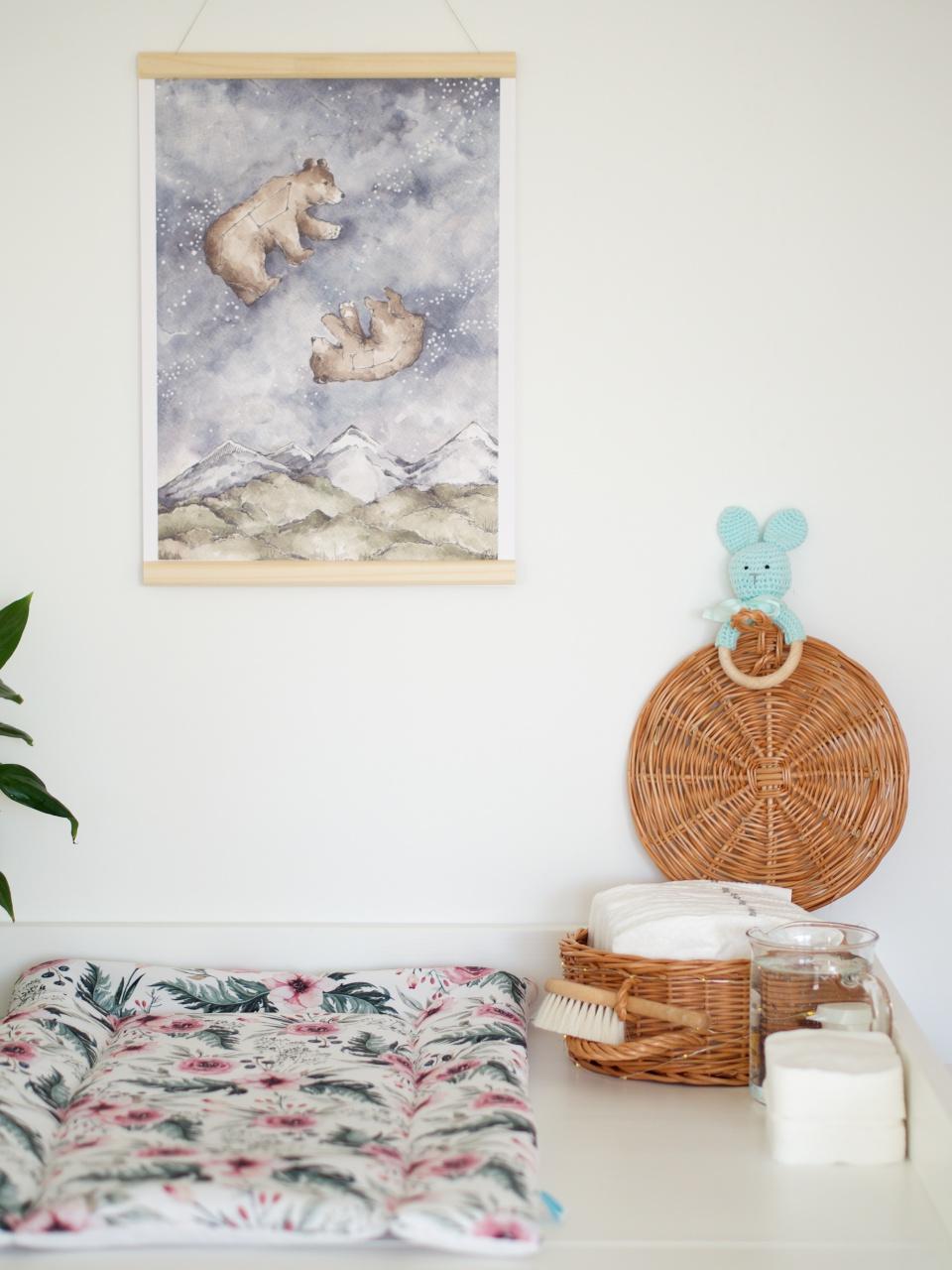 Kącik Dla Niemowlaka W Małej Sypialni Moje Rozwiązania